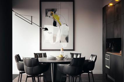 71_16 Apartament w Cosmopolitanie