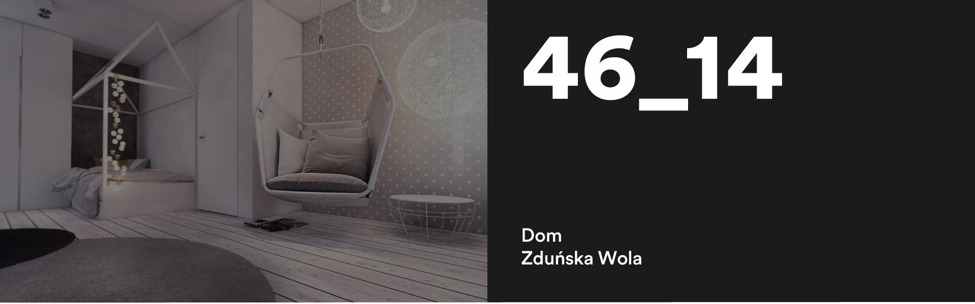 46_14 Dom w Zduńskiej Woli
