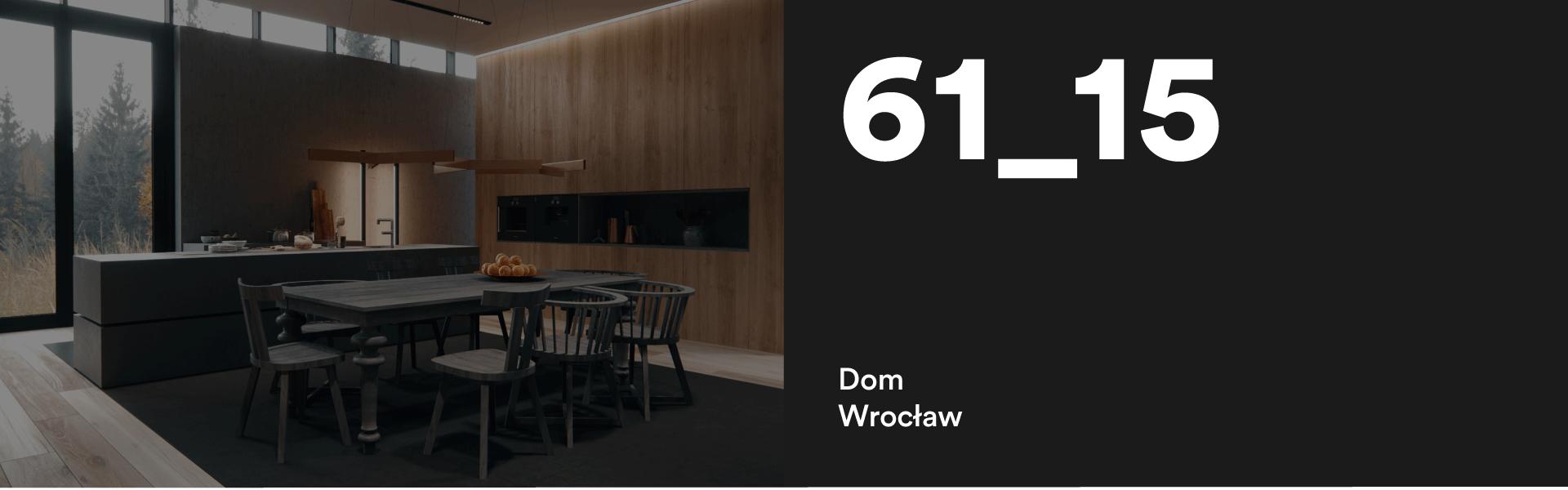 61_15 Dom we Wrocławiu
