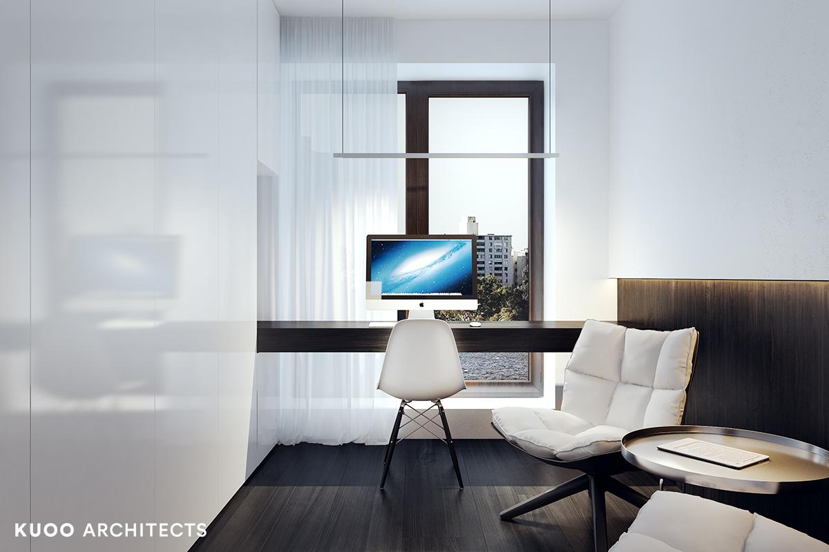 4, bielskobiala, kuooarchitects, kuoo, interior design, projekty wnetrz, gabinet