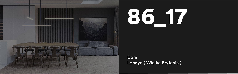 89_17 Dom jednorodzinny, Londyn