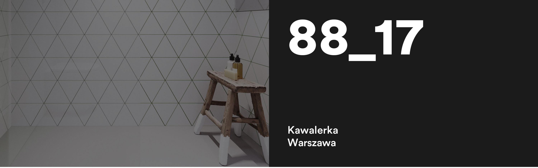88_17 Kawalerka, Warszawa